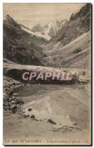 Postcard From Old Approx Cauterets Lac De Gaube and Vignemale