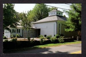 ME Northwood Institute Margaret Chase Smith Library Skowhegan Maine Postcard