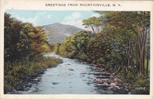 New York Greetings From Mountainville
