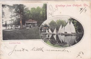 Scenic view,  Electric Park,  Oshkosh,  Wisconsin,   PU_1907