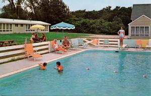 MA - East Dennis, Cape Cod. Sesuit Motel