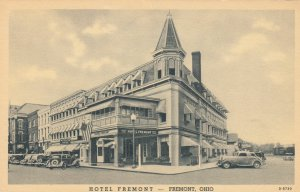 FREMONT , Ohio , 1930-40s ; Hotel Fremont