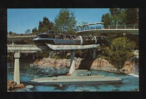 058899 USA Disneyland Anaheim California Vintage PC