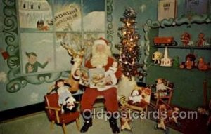 Santa Claus, Christmas  Unused