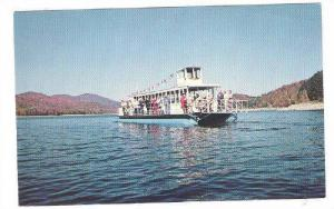 Motor Vessel Mountain Mills, Designed, Built & Operated by Captain Richard Jo...