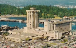 Canada Vancouver The Bayshore Inn 1973