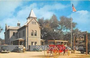 Old Jail St Augustine, Florida USA Prison Postcard Post Card St Augustine, Fl...