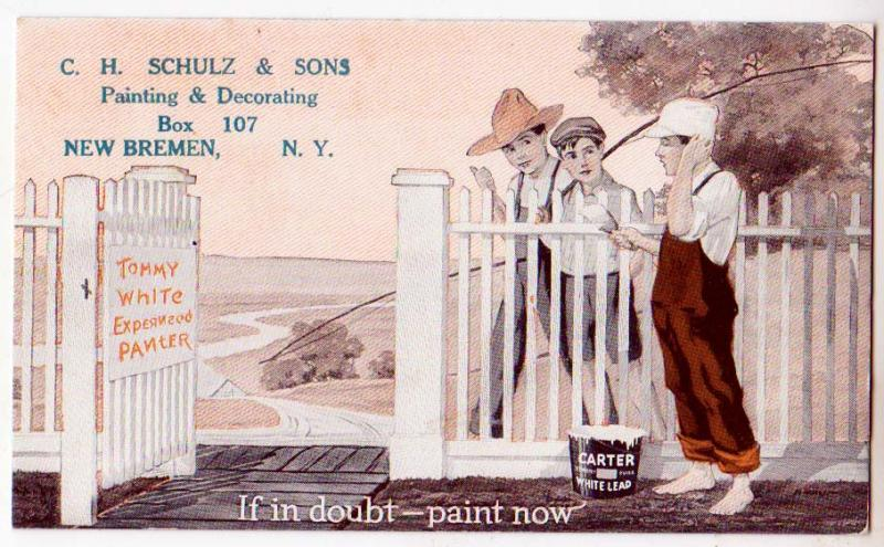 C.H.Schulz & Son Painting & Decorating, New Bremen NY