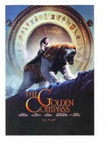 Polar Bear & Girl, Movie The GOLDEN COMPASS, 2007 Poster Art #3