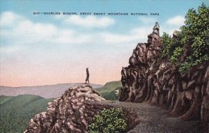 Charlies Bunion Great Smoky Mountains National Park Tennessee