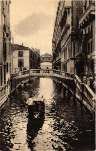 CPA Venezia Ponte Canonica e Ponte dei Sospiri . ITALY (496871)