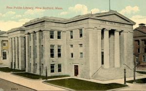 MA - New Bedford. Free Public Library (Old City Hall)