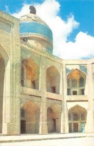BT15717 Bohara madrasah of mir i arab inner cort           Uzbekistan