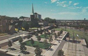 OTTAWA , Ontario , Canada , 1950-60s ; Gardens