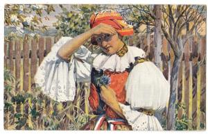 Antos Frolka, Jaro. Tasovjanka, Czechoslovak