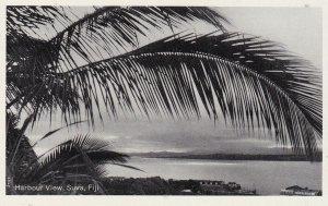 SUVA , Fiji , 1930s ; Harbour view