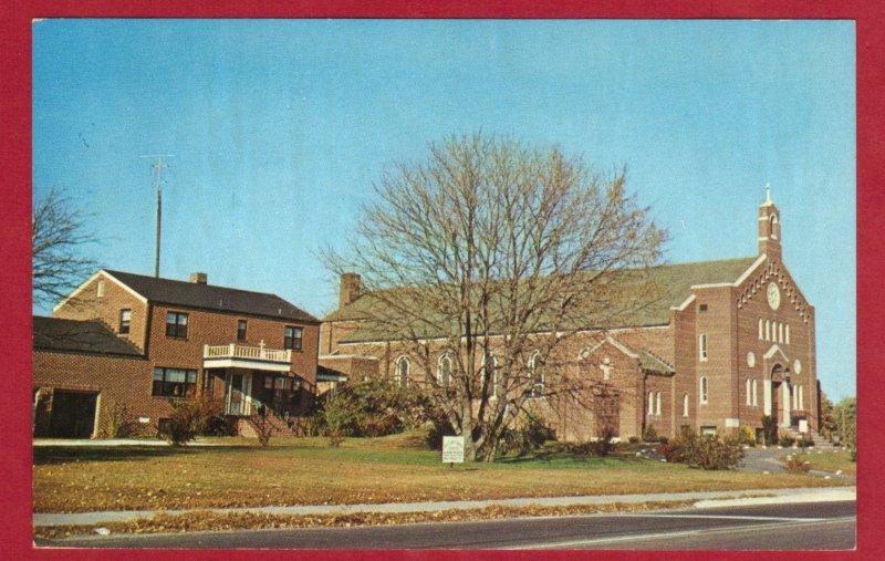 OUR LADY OF LOURDES R.C. CHURCH, SEAFORD, DELAWARE  (189)