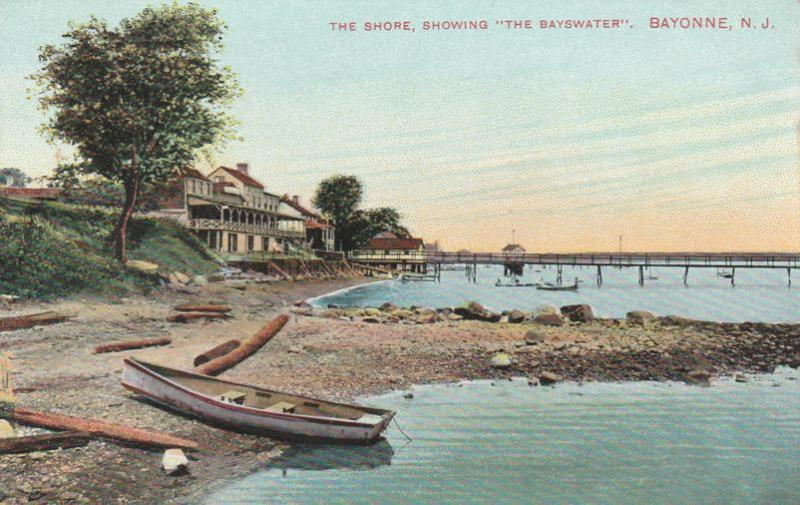 Bayswater Hotel on the Shore - Bayonne NJ, New Jersey - UDB