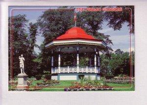Band Stand, Public Gardens, Halifax Citadel, Nova Scotia, Sculpture