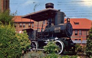 OR - Portland. Oregon Pony Steam Engine