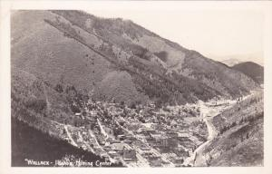 RP: WALLACE , Idaho , 30-40s; Mining Center