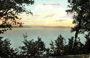 Maine Bay Of Naples 1911