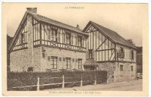 Tesse la Madeleine / Petit Foyer,Normandy,France 1900-10