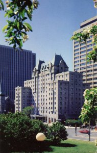 Canada - Ontario, Ottawa. Lord Elgin Hotel