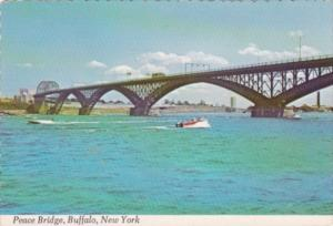 New York Buffalo The Peace Bridge