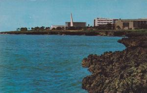 Sea Shore of Santo Domingo,Dominican Republic,40-60s