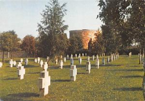 France Deutscher Soldatenfriedhof Bourdon Frankreich Croix