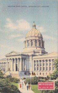 Missouri State Capitol Jefferson City Missour