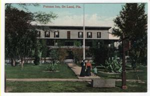De Land, Florida, Early View of The Putnam Inn