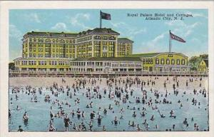 New Jersey Atlantic City Royal Palace Hotel And Cottages