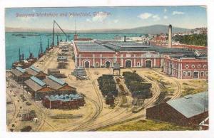 Dockyard Workshops & Waterfront, Gibraltar, 00-10s