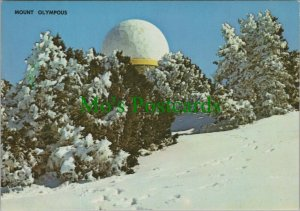 Cyprus Postcard - Mount Olympous, Highest Peak of The Trodos Range RRR1227