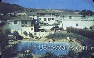 La Playa Motor Hotel - Laguna Beach, CA