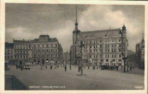 Czech Republic Brno Brünn Freiheitsplatz 03.05