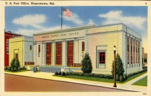 MD - Hagerstown. US Post Office
