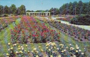 Reinisch Rose Garden Topeka Kansas