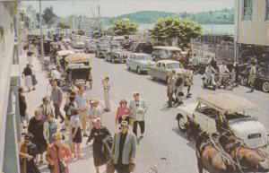 Bermuda Hamilton Front Street 1970