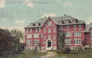 Pennsylvania Stroudsburg Model School State Normal School 1930