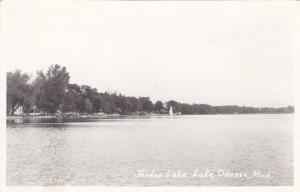 RP: Lighthouse , Jordan Lake , LAKE ODESSA , Michigan , 30-40s