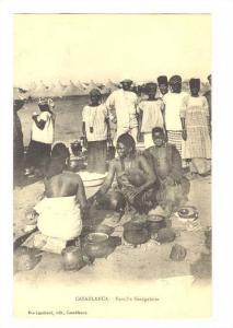 Famille Senegalaise, CASABLANCA, Morocco, 00-10s
