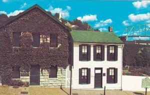 The Museum And Mark Twains Boyhood Home Hannibal Missouri