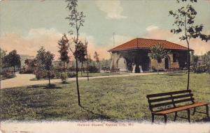 Holmes Square Kansas City Missouri