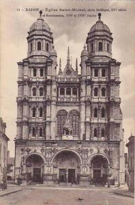 Eglise Saint-Michel, Style Gothique, XV Siecle Et Renaissance, XVI et XVII Si...