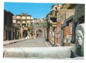 Ercolano Italy Decumano Massimo Herculaneum Main Street