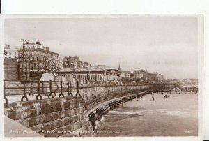 Yorkshire Postcard - Royal Princes Parade from Harbour, Bridlington - Ref 18331A