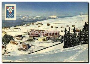 Old Postcard OJ 1968 Grenoble Chartreuse